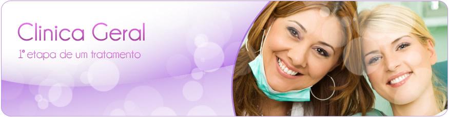 Dentista clínico geral.
